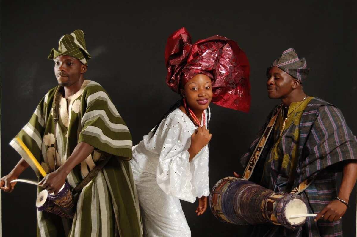 Cultural similarities in Nigeria
