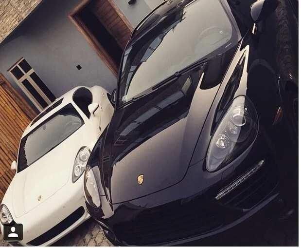 Inside The Luxury Garage Of Davido (PHOTOS) ▷ Legit ng