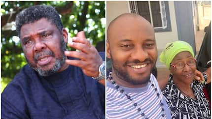 Large and friendly family of a Nollywood veteran Pete Edochie