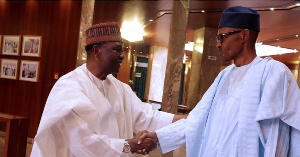 Pray for Buhari to avoid Nigeria's breaking up - Gowon tells Christians