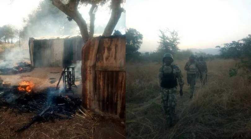 Operation Lafiya Dole: Sojoji sun tarwatsa Boko Haram, sun kuma ceto mutane (hotuna)