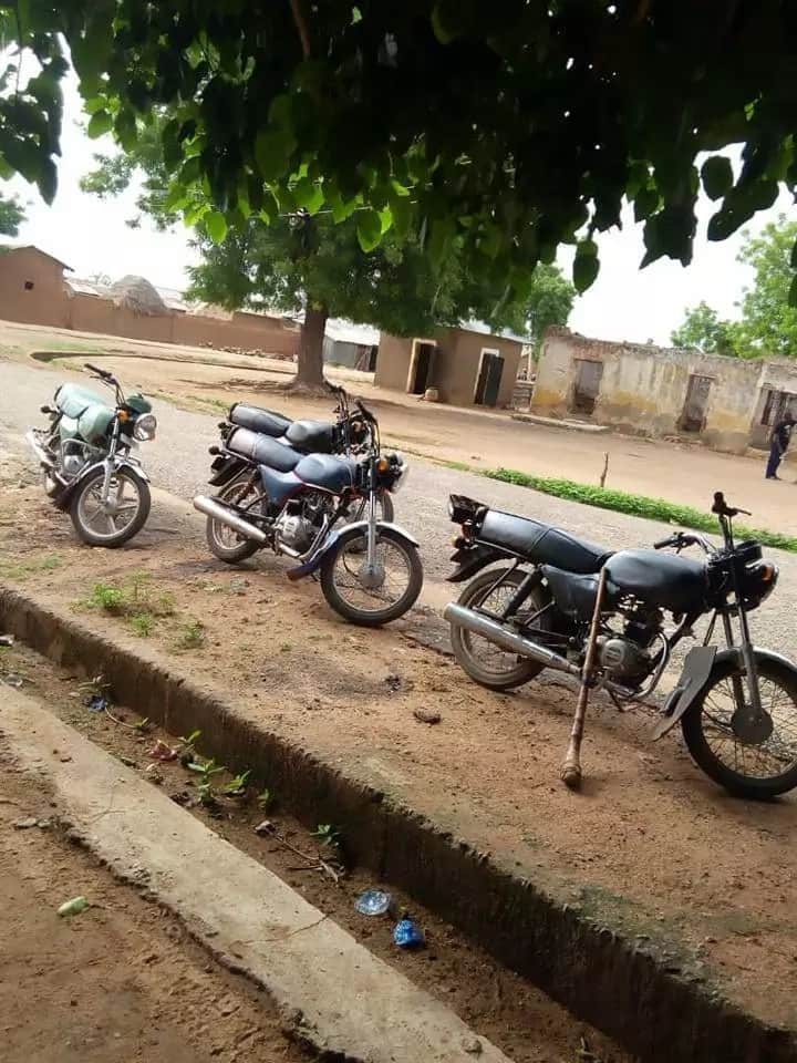 Army nabs 3 alleged informants for attackers in Zamfara