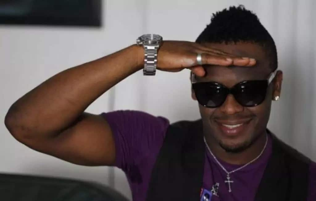 Nollywood actor Zubby Michael