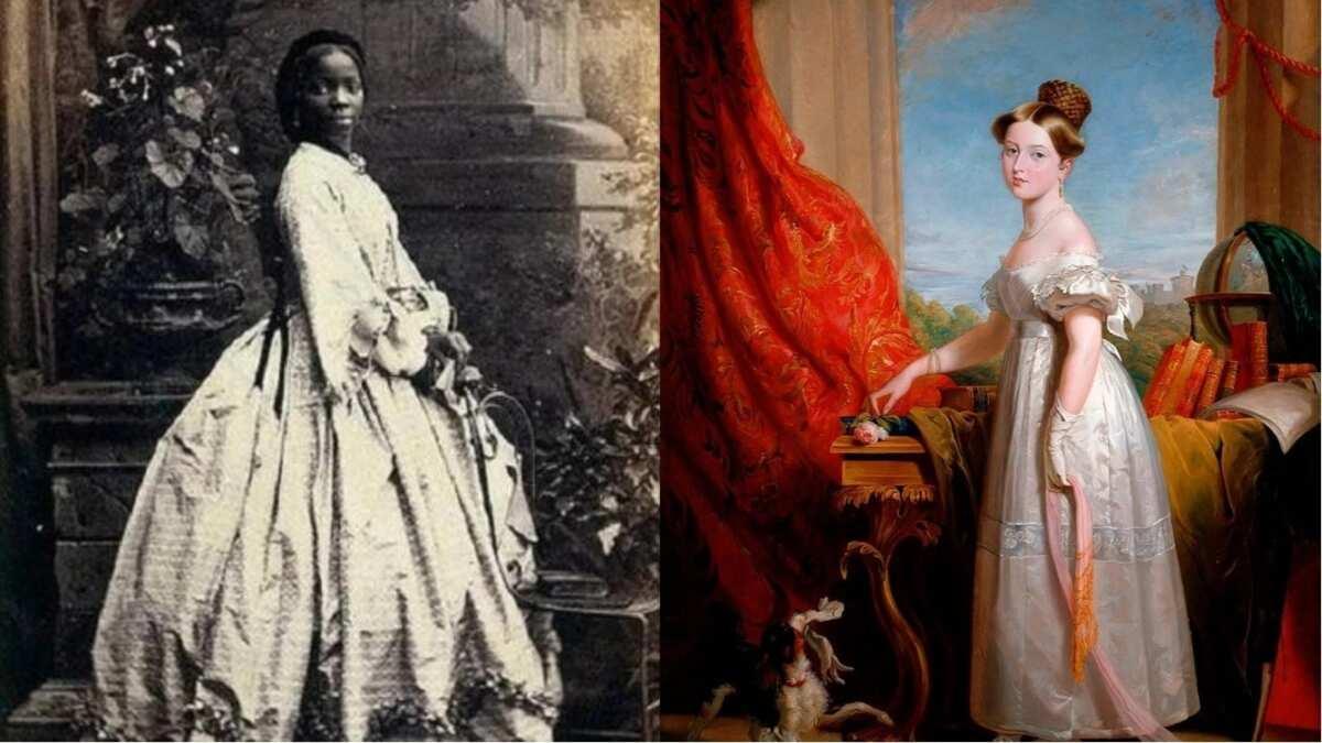 Meet pretty Yoruba slave who became Queen Victoria's goddaughter