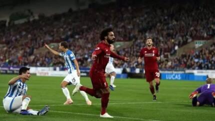 Salah and Guardiola win prestigious awards in England