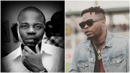 See how Olamide celebrated late singer Dagrin on his posthumous birthday, he died at the age of 22 (photo)