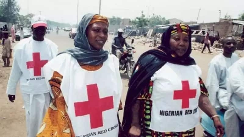 Boko Haram: Masu bayar da agaji sun sada uwa da diyarta bayan shekaru 4 da rabuwarsu
