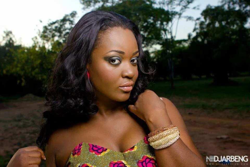 Ghanian actress