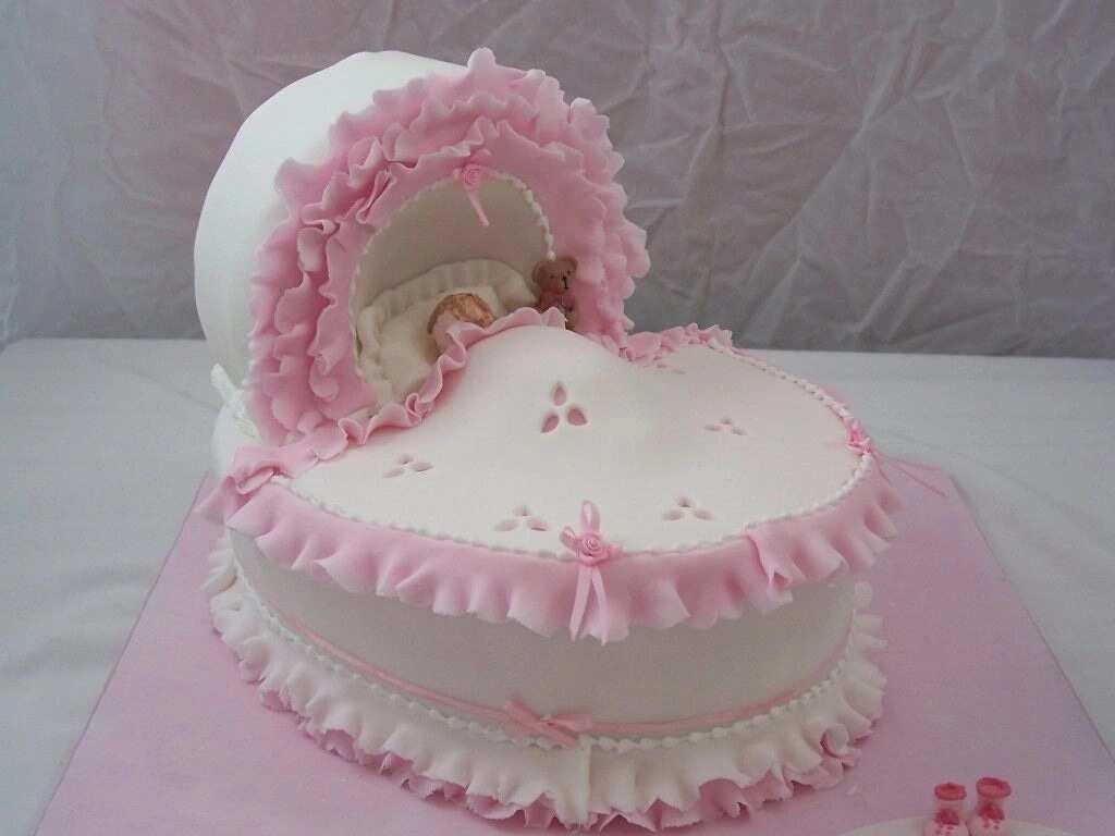 Birthday cake for girls: 10 cute designs