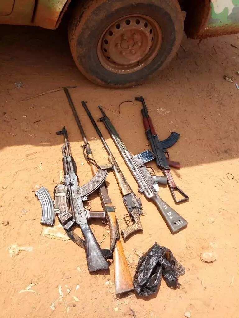 Army troops encounter bandits in Kogi state, kills 6