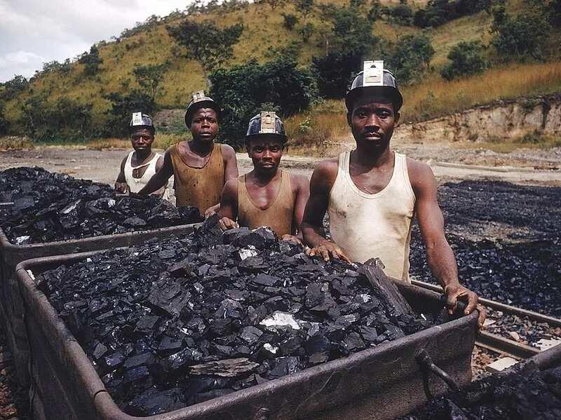 Sectors of the Nigerian economy - mining