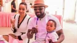 Ex-Big Brother Africa couple Pokello and Elikem split