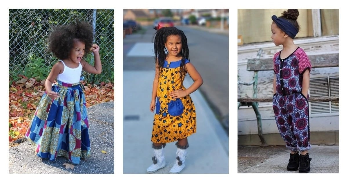 a42027912c7 Trendy Ankara styles for girls ▷ Legit.ng