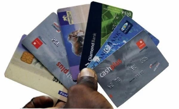 Types of Nigerian cards