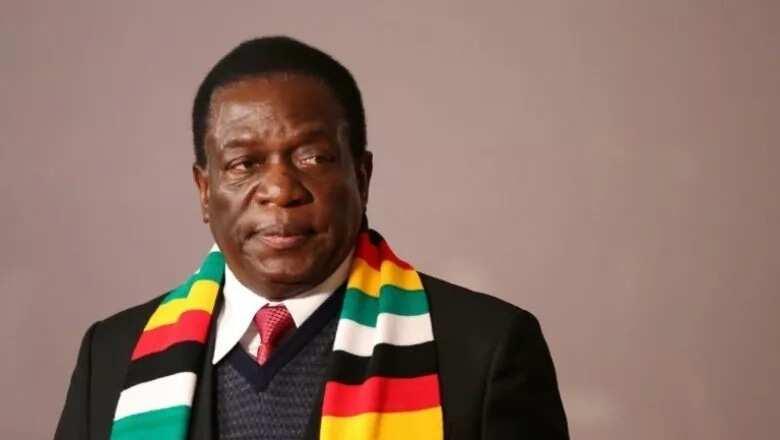 Shugaban 'Kasar Zimbabwe, Emmerson Mnangagwa