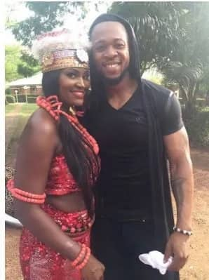 Flavour features pretty actress in new video