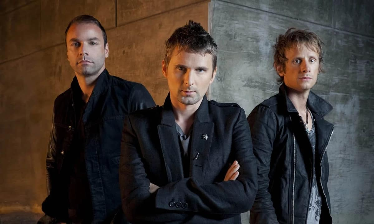 the rock band Muse