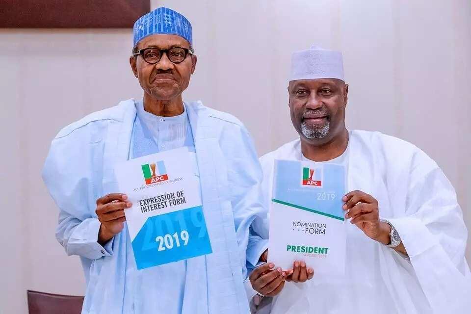 Ba a sabawa dokar kasa wajen sayawa Buhari fam ba - Buhari Campaign Organisation