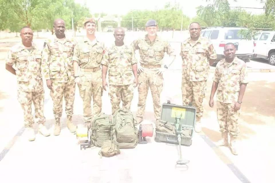 Operation Lafiya Dole Develops Counter Ied Capacity