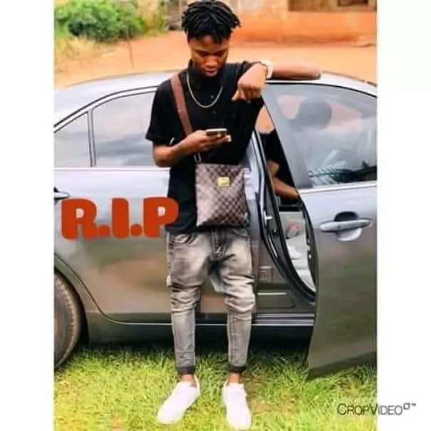 Young graduate dies after allegedly vomiting blood in Edo state (photos)