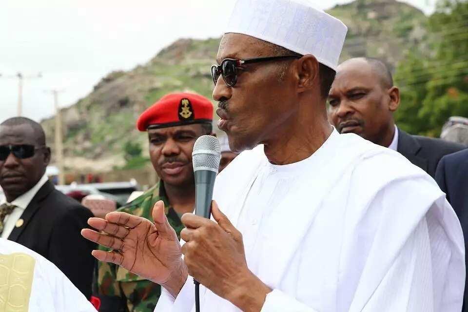 Ba za a iya raba 'yan kabilar Igbo da Najeriya ba – Inji Buhari