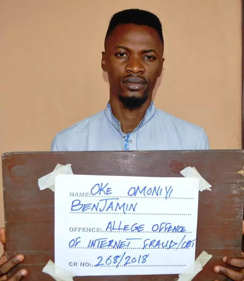 33-year-old Nigerian in trouble, arrested with exotic cars and fake documents