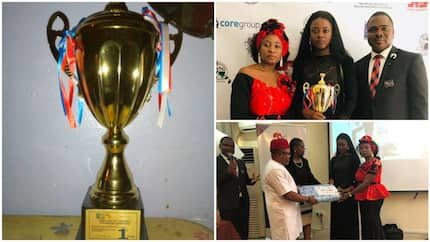 Meet Dorcas Bello, Nigerian lady awarded Best African Documentary filmmaker of the year (photos)