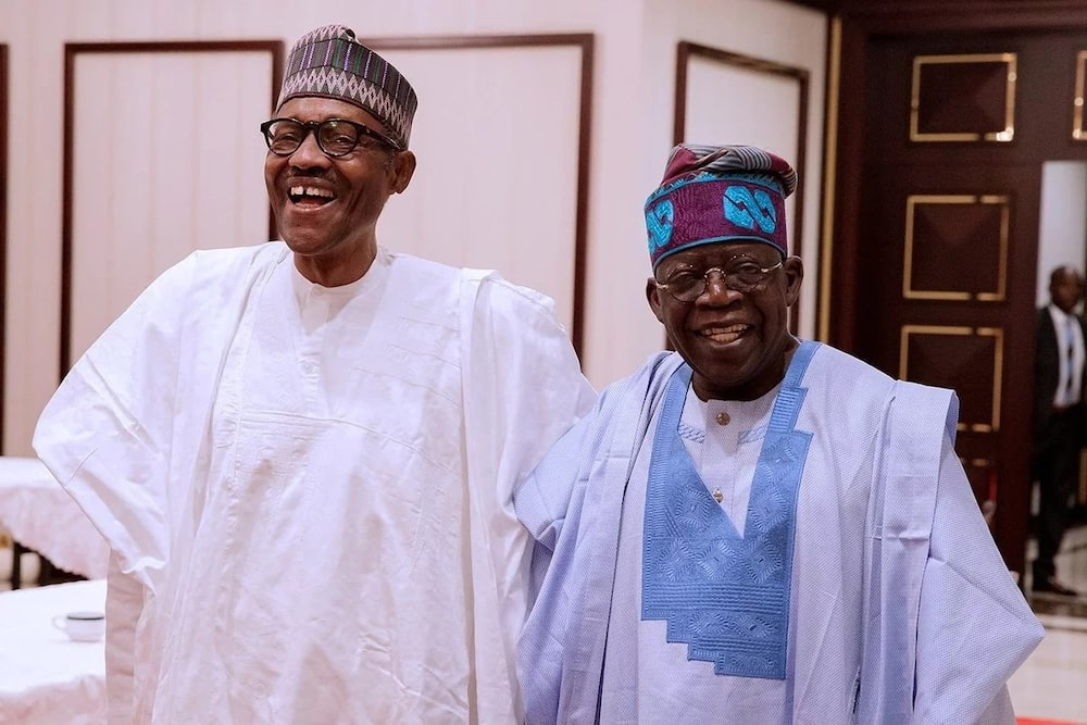 No President Would Want His Country To Be In Chaos, Tinubu Backs Buhari On Insecurity