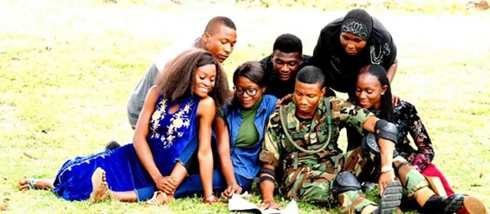NAITES students