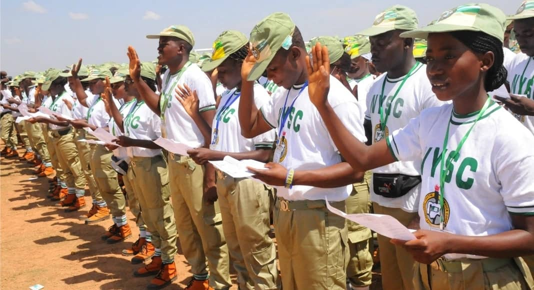 NYSC green card 2018