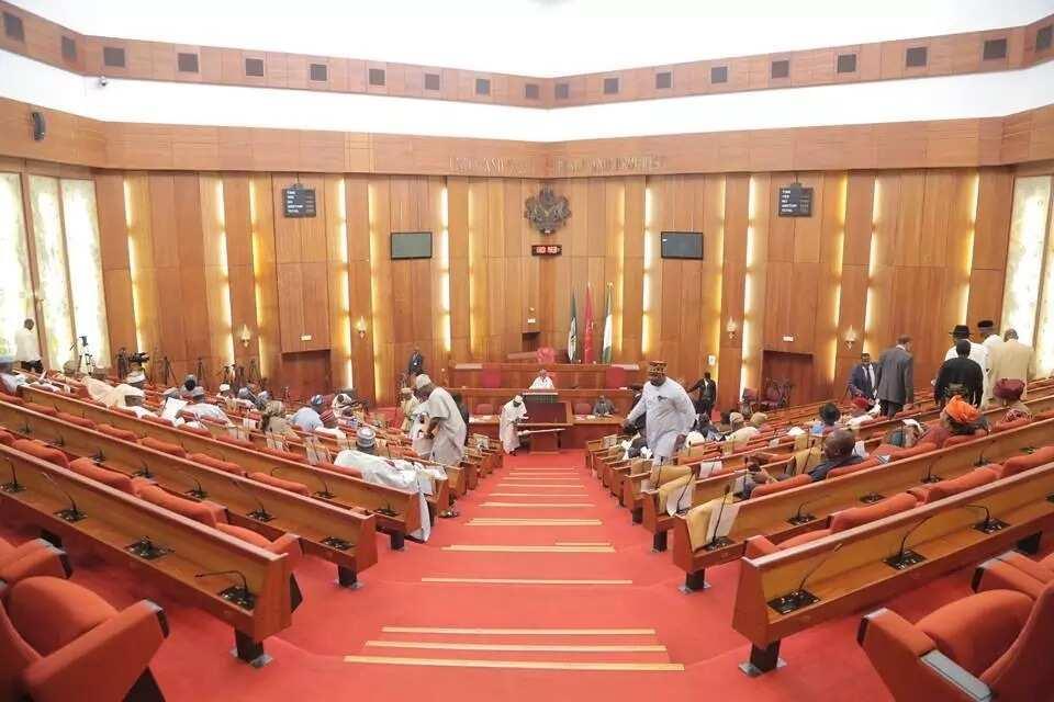 Image result for BREAKING: Senate adjourns plenary until Sept 24