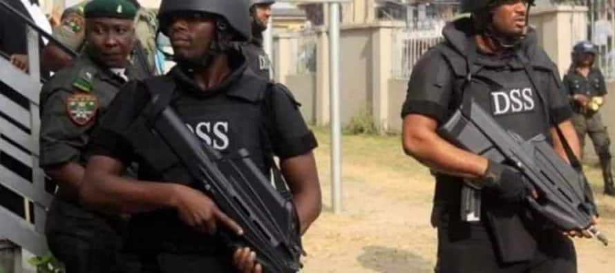 What is the SSS and DSS Nigeria Army?