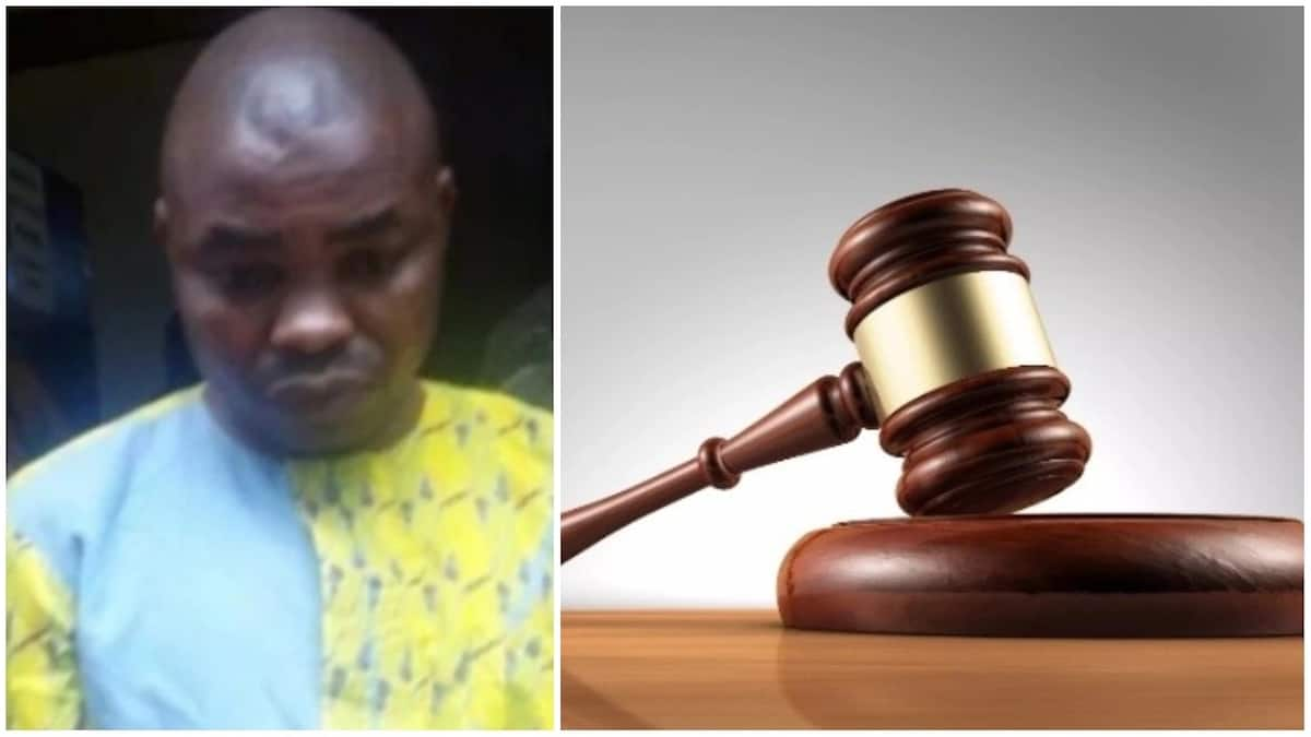 Man sentenced to death for killing his pregnant wife over N1k