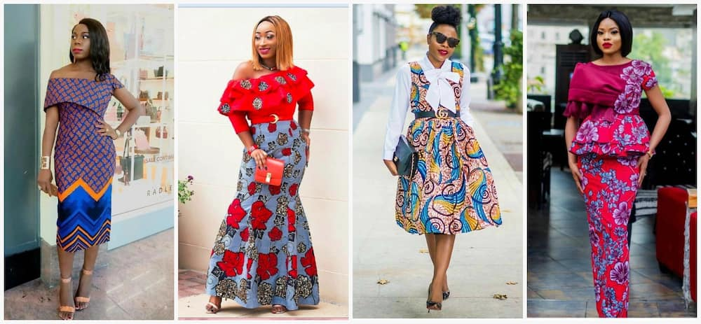 6f3712d1d9f11 Modern African dress styles to rock in 2018 ▷ Legit.ng