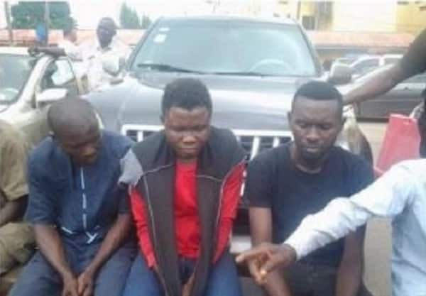 Houseboy sell boss' N10m Jeep for N50k