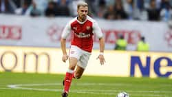 Arsenal superstar completes first part of his Juventus' medical ahead of mega move