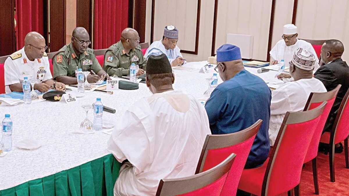 Kashe-kashe: Ku kara hakuri hukumomin tsaro na suna aiki tukuru – in ji Buhari
