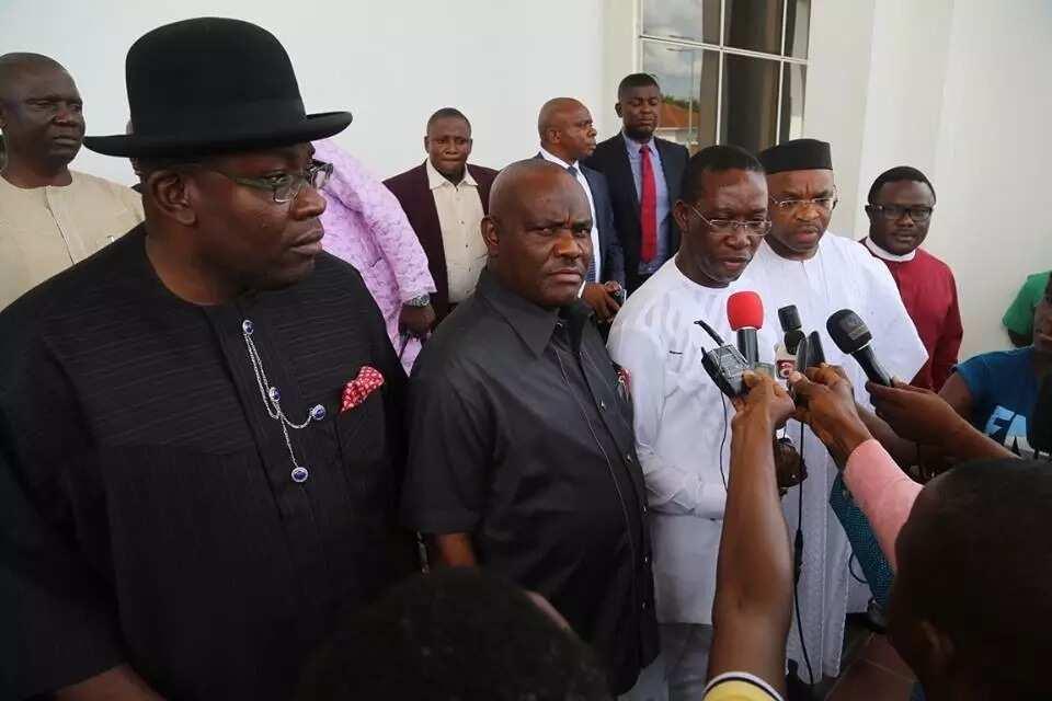 2019: Ba mu amince da sulhu ba - Gwamnonin PDP