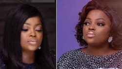 Nollywood actress Funke Akindele shows interests in fans' lives, shares reality check facts with them
