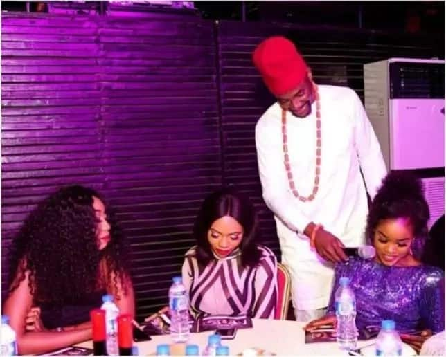 Cee-C opens up on viral photo with Ebuka