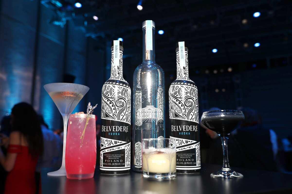 Next stop, Nigeria! Belvedere Vodka & Laolu reveal limited edition bottle at New York Fashion Week