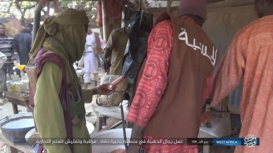 Boko Haram shows it's Sharia police
