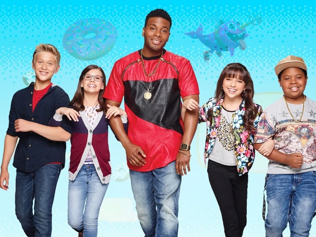 Game shakers' cast: age and names