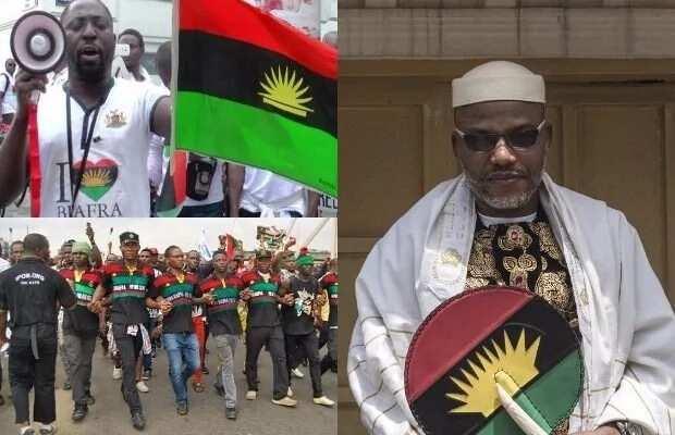 Biafra: Najeriya ta tafka asarar biliyan 250 a makon nan kadai