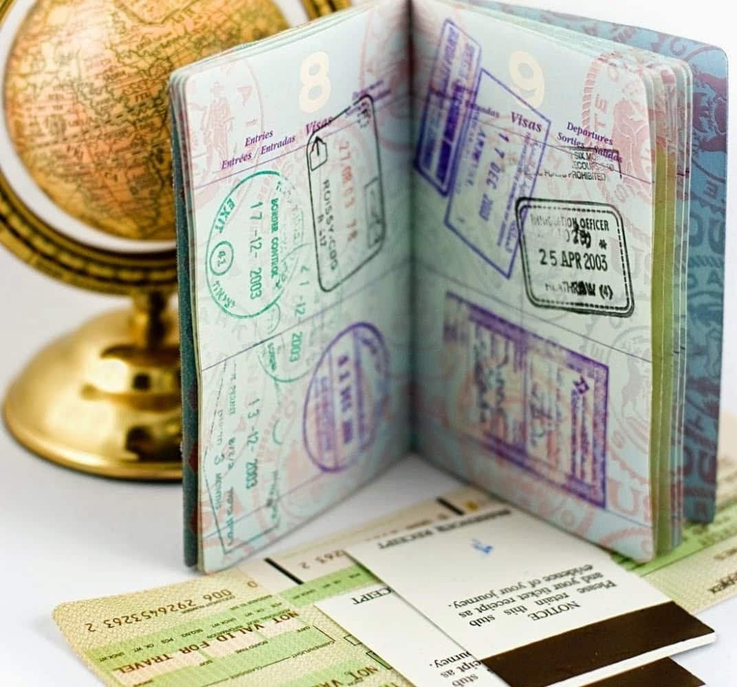 An international passport
