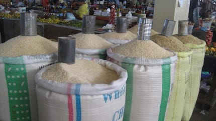 Disappointment for FG as Nigeria is named world's biggest rice importer in 2019 after China