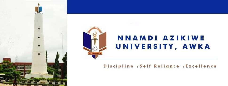 Image result for Nnamdi Azikiwe University
