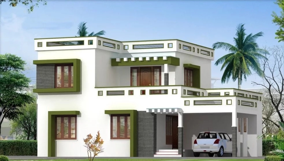 Parapet Designs For House In Nigeria Legit Ng