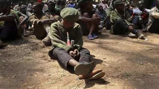 Soji sun saki almajiran da Boko Haram ke koyawa yaki