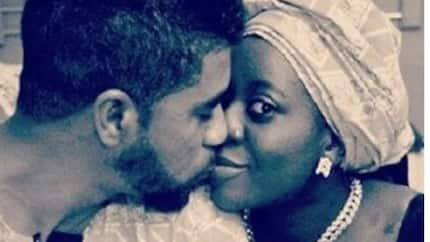 """""""I will marry you again in another life"""" – Thin Tall Tony celebrates wife on her birthday"""
